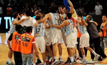 Argentina consiguió el boleto a Rio con alma, corazón y …