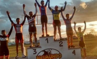 Destacada actuacion de ciclistas saladillenses en Azul