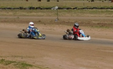 El Karting del Sur Bonaerense corrió en el Saladillo Automóvil club