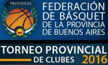 Todo listo para una nueva edición del Provincial de Clubes de Básquet