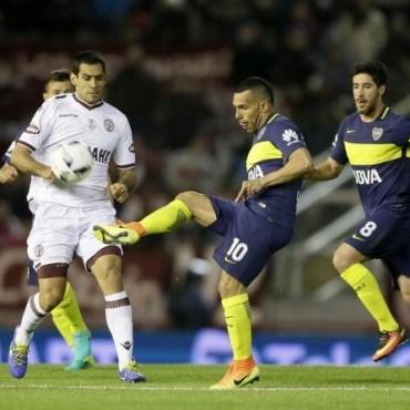 Con un heroico Sara, Boca le ganó por penales a Lanús y clasificó a cuartos
