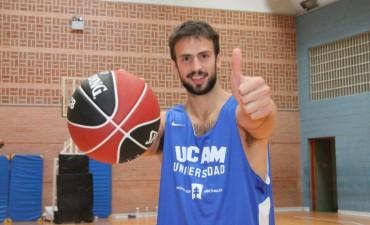 El Ucam Murcia inicia la pretemporada con Marcos Delía