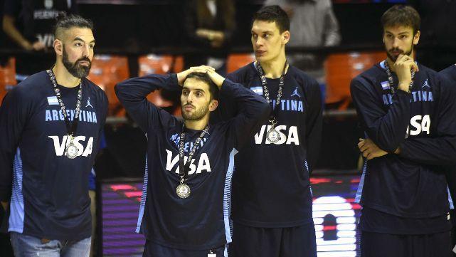 Argentina no lo pudo aguantar y perdió con Estados Unidos