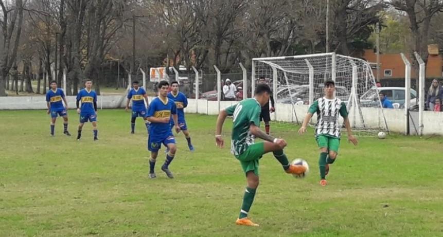 Quinta fecha del Torneo de Primera y Segunda División. Posiciones