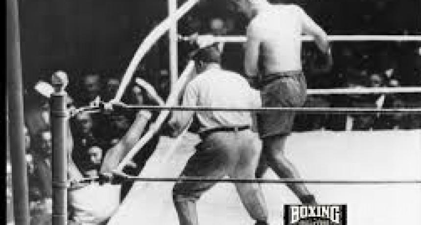 La noche en que Firpo tiró a Dempsey del ring: a 95 años de la primera gran