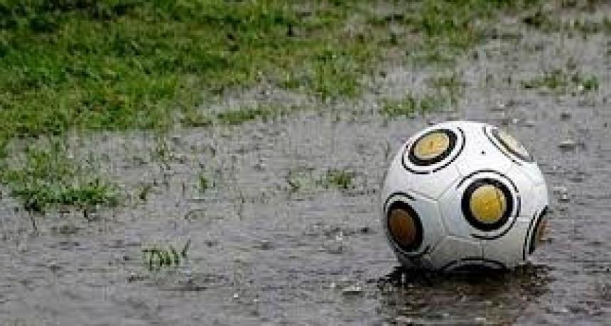 Fútbol suspendido en Saladillo para este domingo