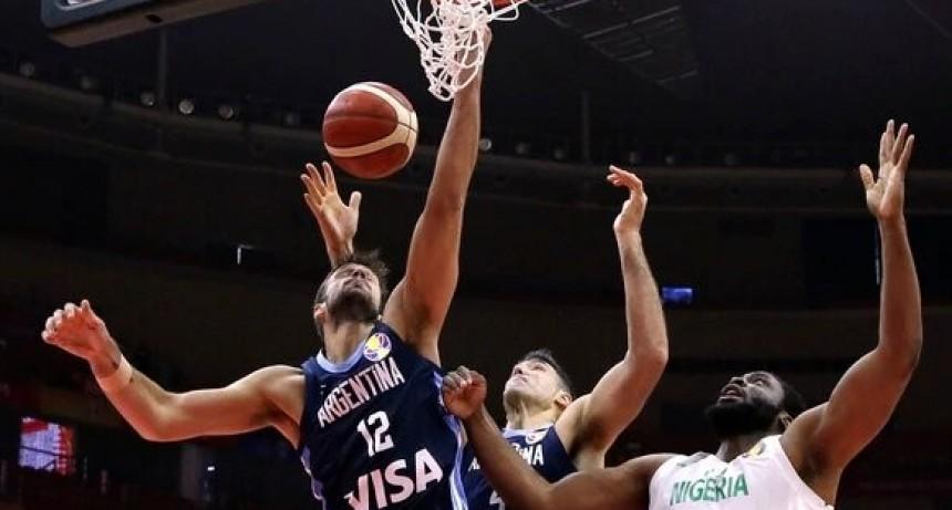 Mundial de básquet de China: Argentina venció a Nigeria y clasificó a la segunda fase