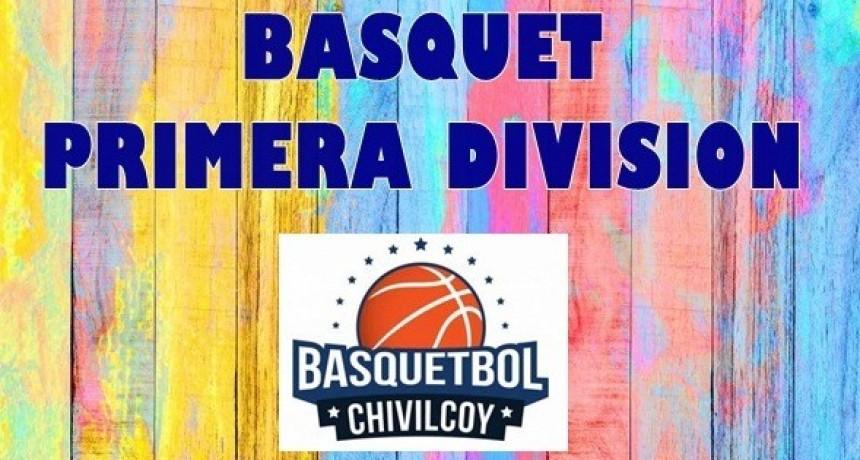 Torneo Clausura de Primera división de Básquet