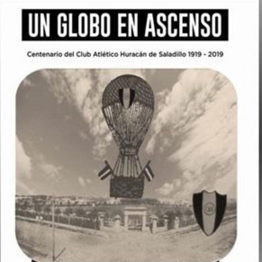 """Emotiva presentación del libro """"Un Globo en Ascenso"""""""
