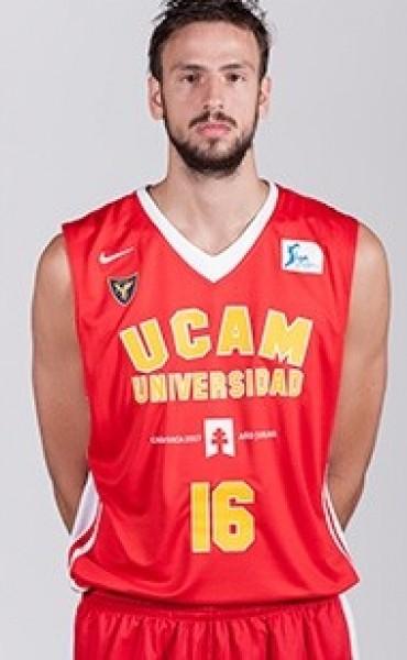 El UCAM Murcia de Marcos Delía juega ante el Baskonia