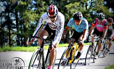 Arranco un nuevo en Torneo en Lobos con ciclistas saladillenses