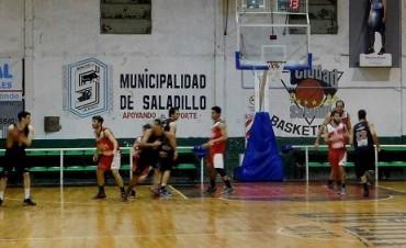 Ciudad de Saladillo recibe al Athletic de Lobos por la 6° fecha del Provincial de Clubes de Básquet