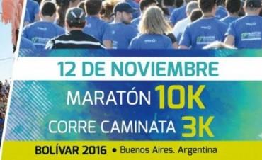 En Saladillo se inscribe a atletas para la Maratón Internacional