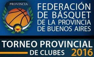Resumen de la 7° fecha del Provincial de clubes de Básquet