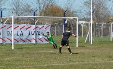 Se juega la quinta fecha del Torneo Provincial de Clubes sub13