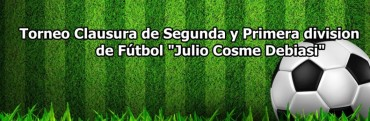 Programa séptima fecha del Torneo de Segunda y Primera División