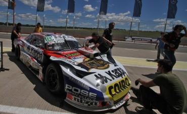 Juan Martín Bruno tuvo su primera clasificación en La Pampa