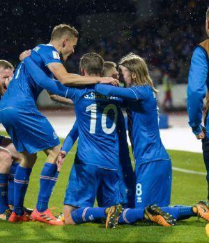 ¡Histórico! Islandia clasificó al Mundial 2018