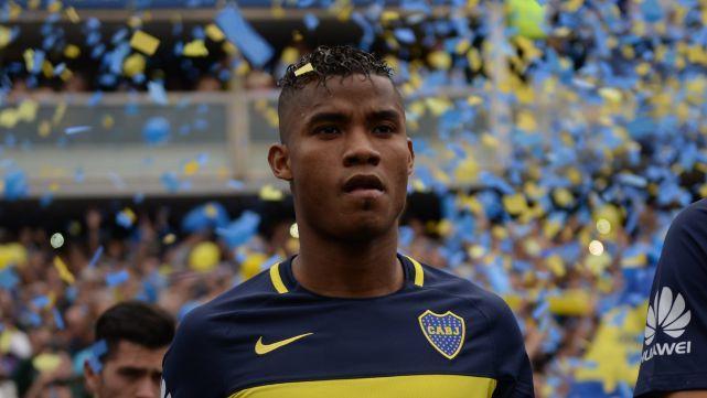 Otra baja para Boca: se fracturó Wilmar Barrios