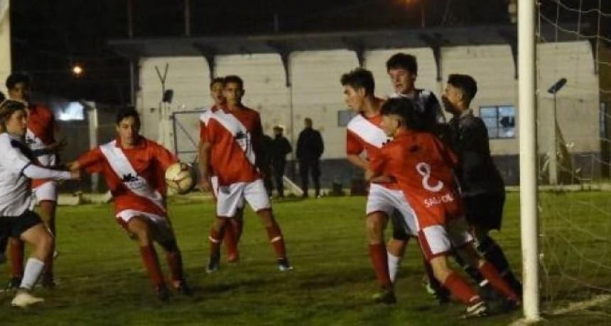 Con gresca generalizada finalizó el partido de selecciones sub15 en Saladillo