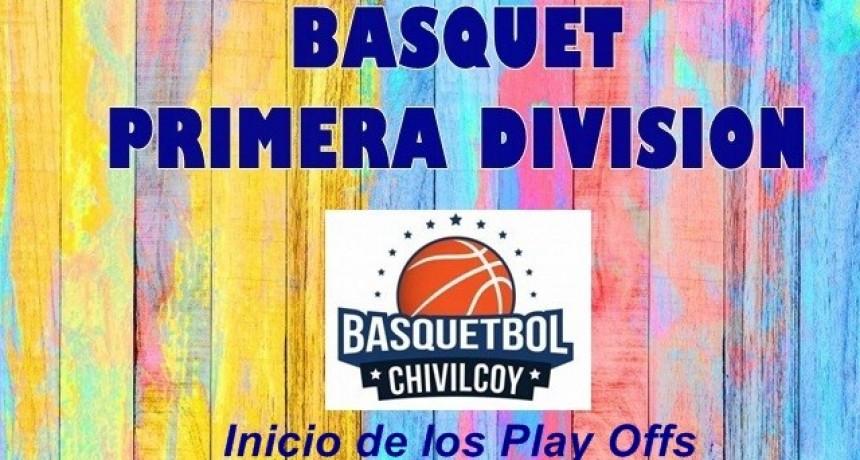 Se inician los play off del Torneo de Primera División
