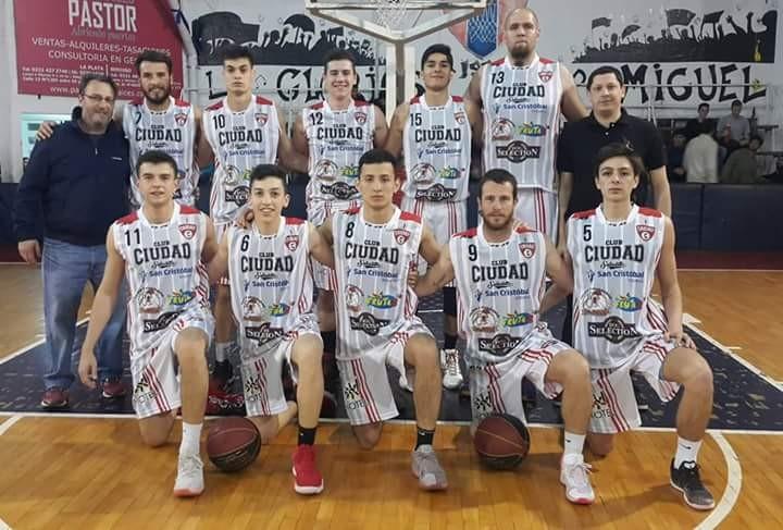 Ciudad ganó en La Plata en el comienzo del Provincial de Basquet