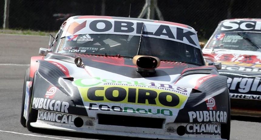 Juan Scoltore finalizó séptimo en el TC Mouras
