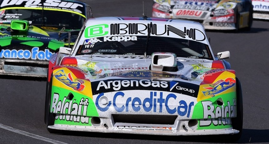 Luego de un impasse Juan Martín Bruno regresa al TC