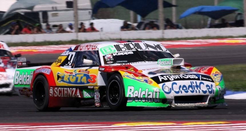 Poca fortuna para Juan Martín Bruno en La Pampa