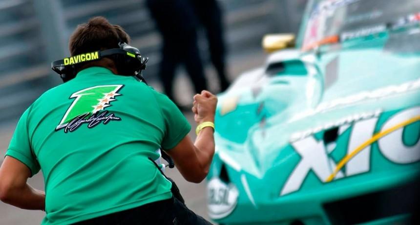 El campeón Canapino impuso su velocidad en San Nicolás