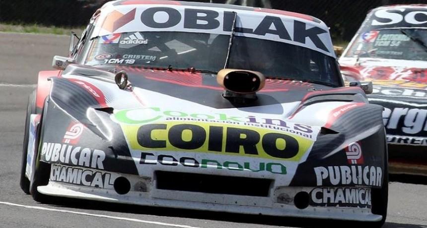 Juan Scoltore consiguió el segundo tiempo en La Plata