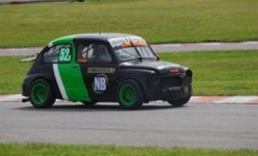 Nicolás Buonanduci ganó en el Autódromo de Buenos Aires