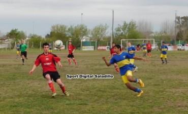 La Campana – Argentino y Urso – Apeadero son los semifinalistas de Primera División