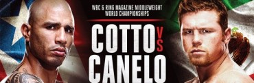 Imperdible: este sabado box del mejor, Canelo - Cotto