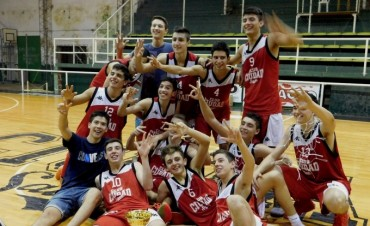 Ciudad de Saladillo campeón en categoría sub17