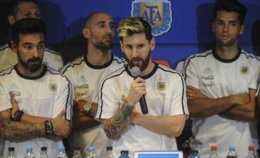 Los jugadores de la Selección no hablarán más con la prensa