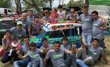 """El TC Roqueperense cerró su temporada en el """"Pedro García"""" de General Alvear"""