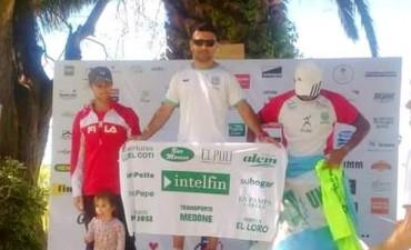 Ezequiel Aguilera se quedó con la Maratón Solidaria 10K de Chascomus