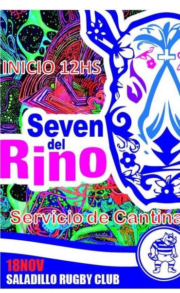 Gran Seven este sábado en el Saladillo Rugby