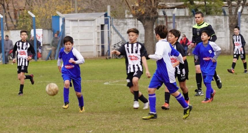 Se jugaron los cuartos de final del Torneo de Inferiores