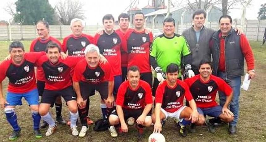 Se jugaron los cuartos de final del Torneo de Veteranos