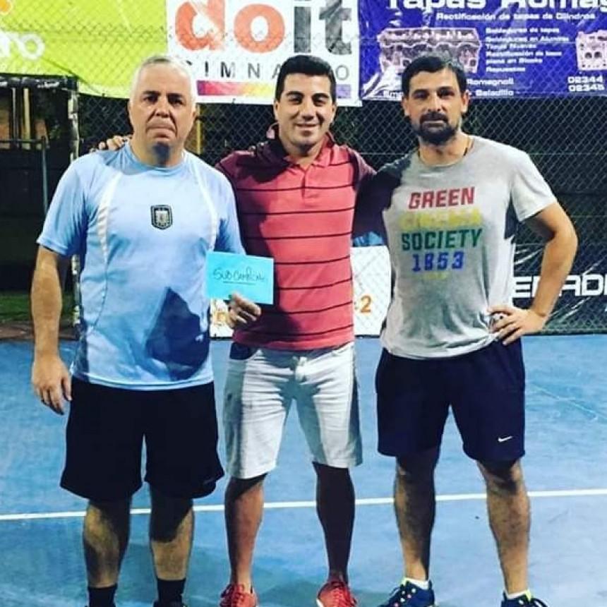 Picazo – Alari ganaron torneo en El Solar