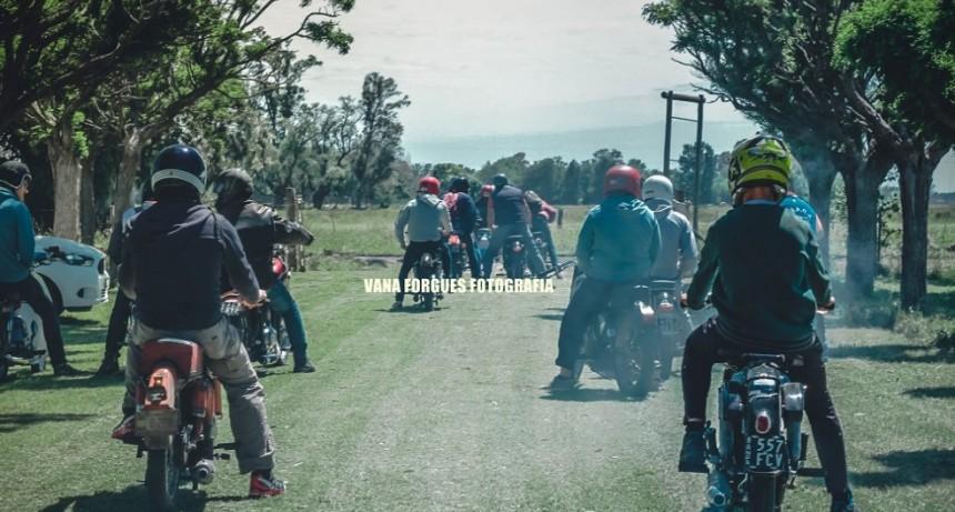 Mas de lo que fue el exitoso Rally de Motos Clásicas en Saladillo