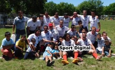 La Chacarita campeón del Torneo Clausura de Veteranos