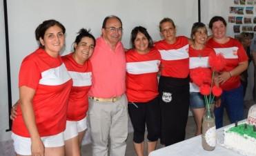 El Club Social y Deportivo La Lola festejó 64 años