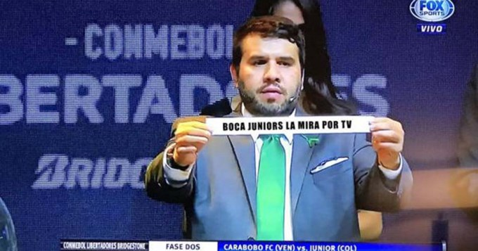 River se burló de Boca por no jugar la Libertadores