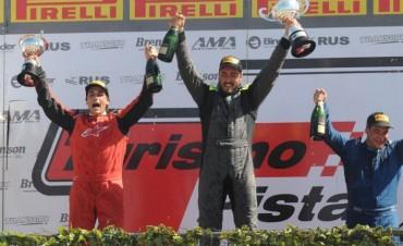 Lucas Barbalarga terminó 7mo en el campeonato del Turismo Pista