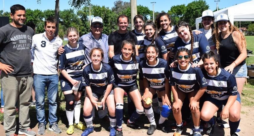 En Saladillo se disputó el Seven de fin de año en el Saladillo Rugby