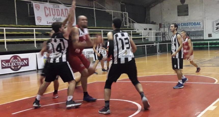 La semifinal del Torneo oficial de básquet quedó uno a uno