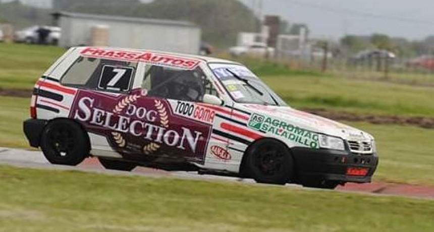 Lucas Barbalarga fue tercero en el campeonato de la Clase 1 del Turismo Pista